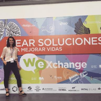 [14/11/16] Wexchange.co em Buenos Aires