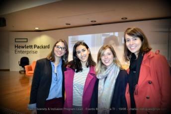 [18/08/16] HPE Careers: Brazil Girls in IT Program