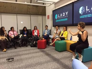 [27/10/16] IBM Brasil: Lady Problems