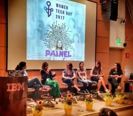 [04/03/17] IBM: Women Tech Day