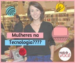 [08/08/16] TV EDV: Mulheres na Tecnologia