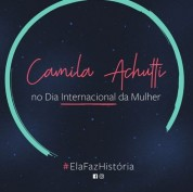 [08/03/18] Facebook: Ela Faz História